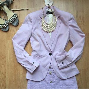 NWT Zara Basic Lavender Blazer